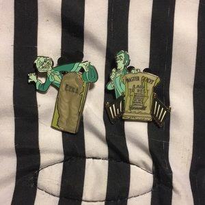 🖤Disney Haunted Mansion pins